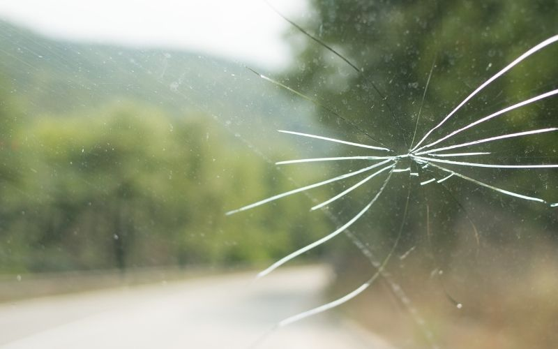 ซ่อม กระจก รถยนต์ ร้าว