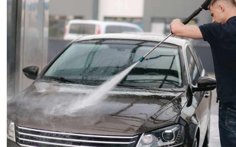 สอน ล้าง รถยนต์